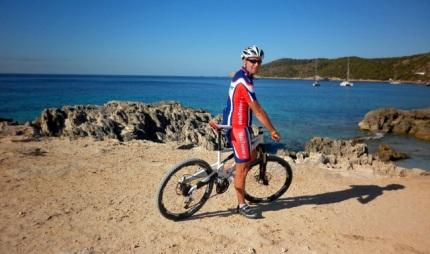 Ibiza fietsen