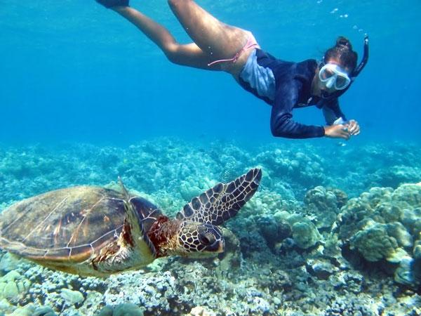 Ibiza snorkelen