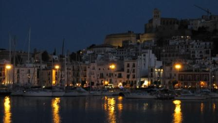 Ibiza stadd