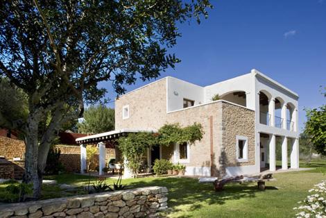 Ibiza vakantiehuis